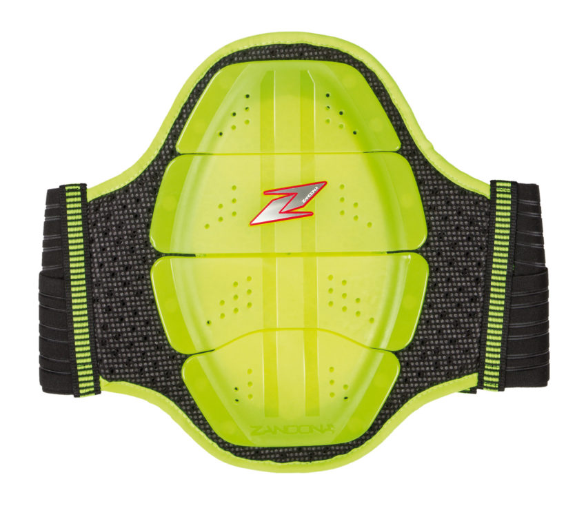 Giallo Fluo XS Zandon/à Paraschiena Shield Evo X6 High Visibility